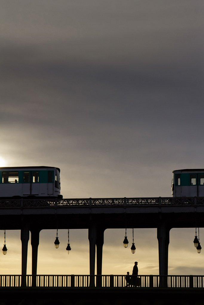 Paris - Pont Bir-hakeim