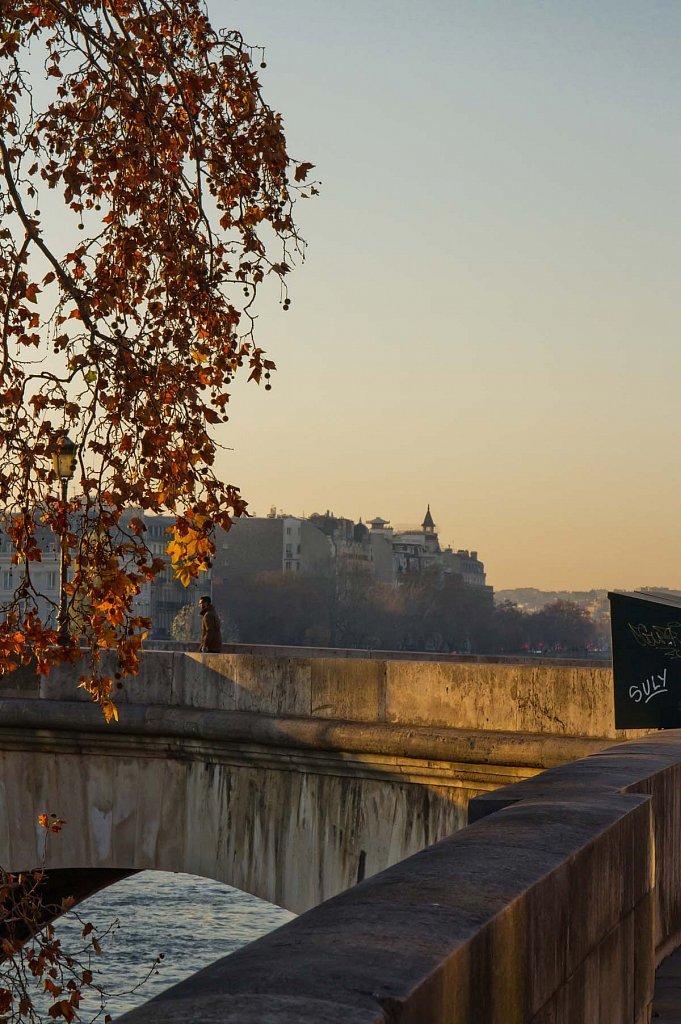 Paris - pont sully