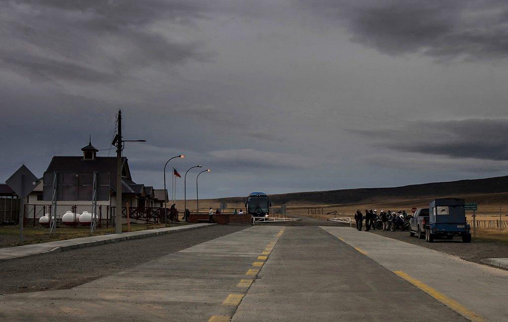 Chili - Patagonie - Frontière Argentine