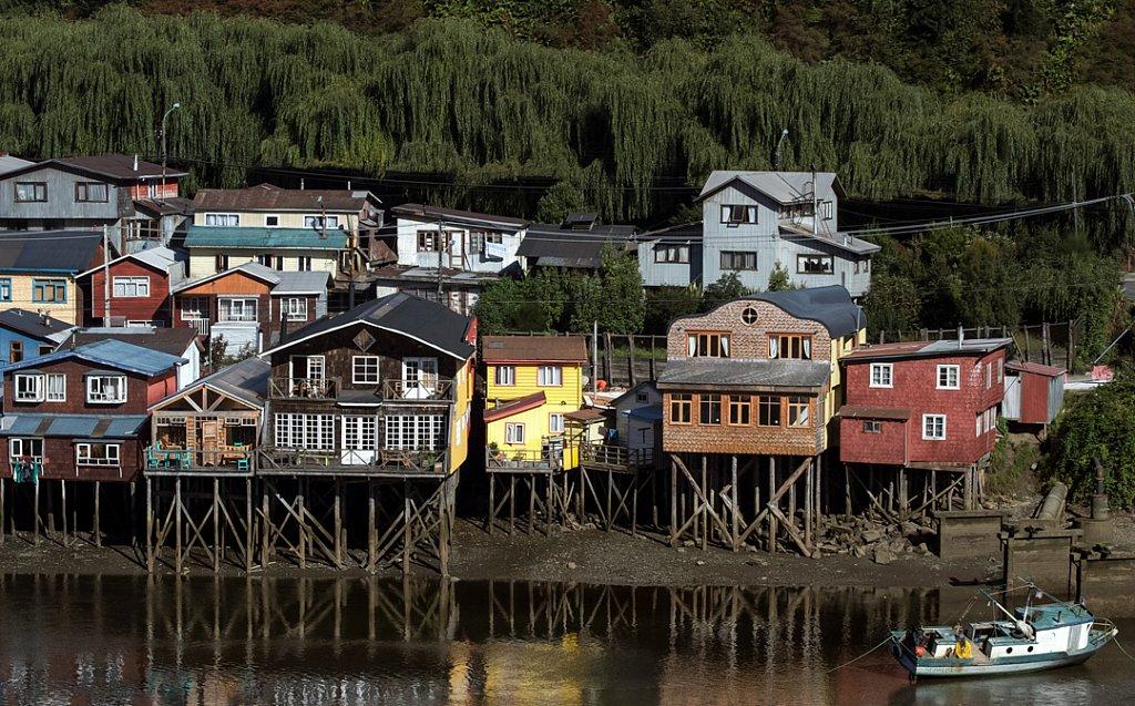 Ile de Chiloé - Patagonie - Chili