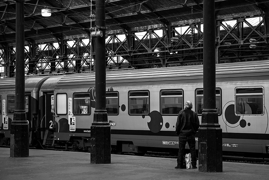 Paris - Gare Saint-Lazare