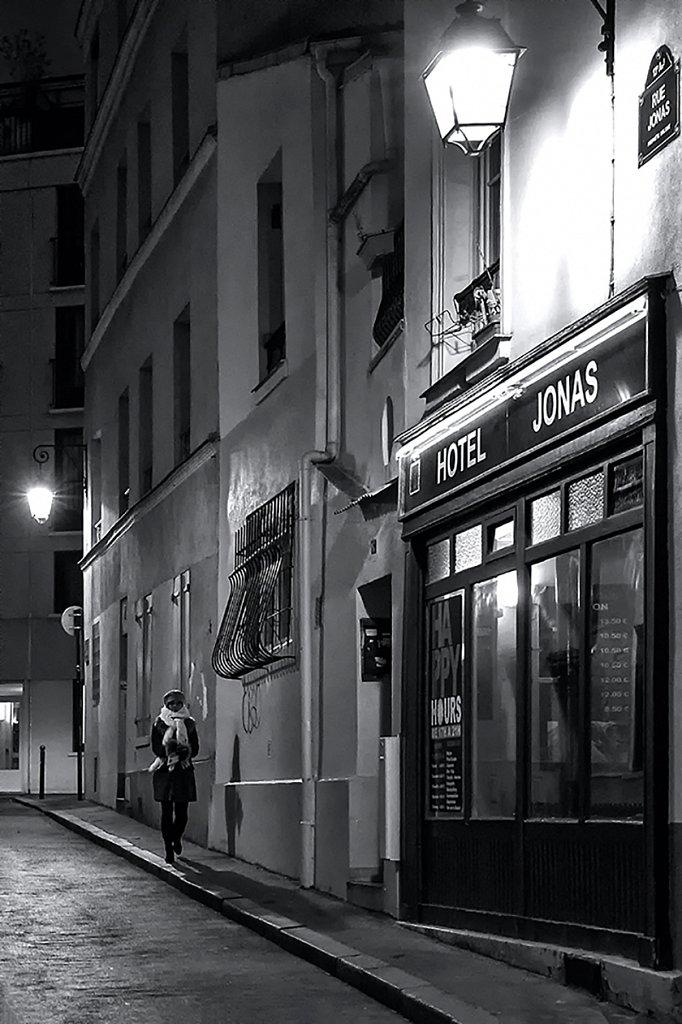 Rue Jonas - Paris